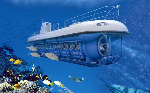 water-submarine